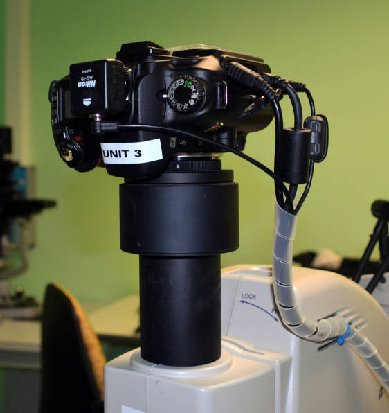 Topcon Trc Nw6s Used Fundus Camera Ophthalmic