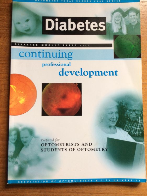 Diabetes   Used Books & Posters   Ophthalmic Equipment
