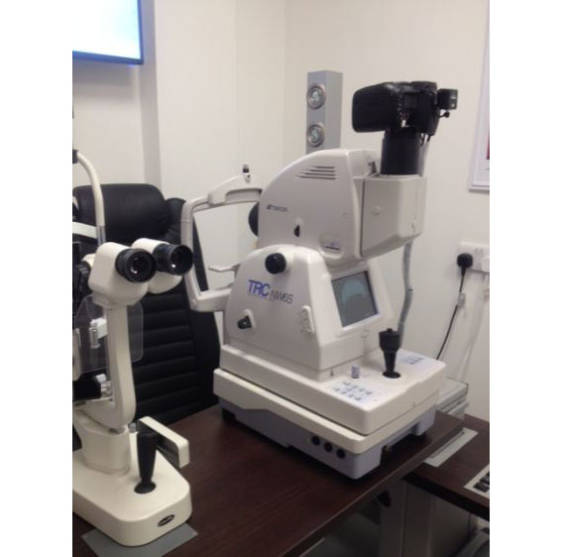 TopCon NW6S | Used Fundus Camera | Ophthalmic Equipment