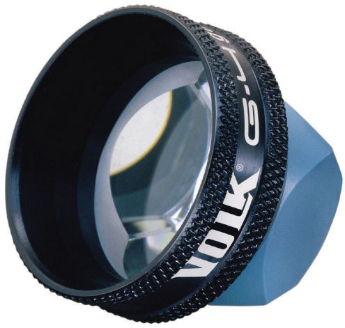 G 4 Mirror High Mag No Flange Large Ring Gonio Lens