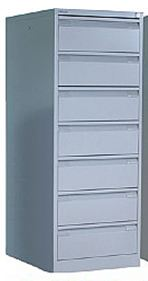 BISLEY 7 Drawer Filing Cabinet | Office Furniture | Miscellaneous ...