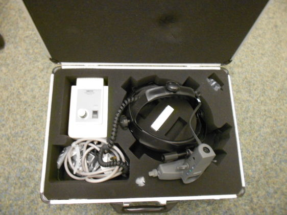 NEITZ HALOGEN INDIRECT OPHTHALMOSCOPE | Reduced to Clear | Clearance