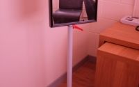 Stand Mounted Mirror
