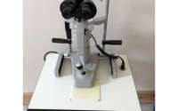 Slit Lamp CSO SL901/R with table